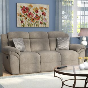 Reviews Linger Manual Motion Reclining Sofa by Red Barrel Studio Reviews (2019) & Buyer's Guide