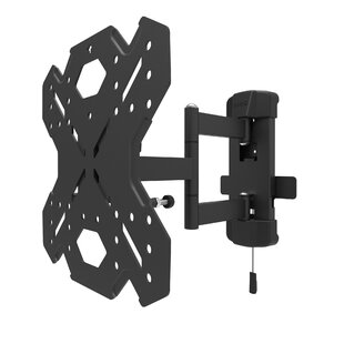 Full Motion Indoor/Outdoor TV Wall Mount for 26