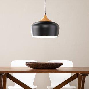 George Oliver Barter 1-Light Bowl Pendant