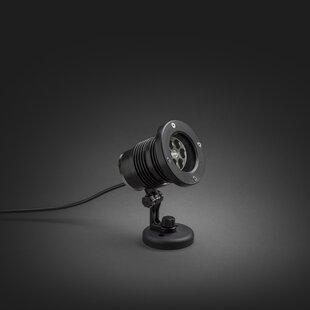 White LED Light Projector By Konstsmide
