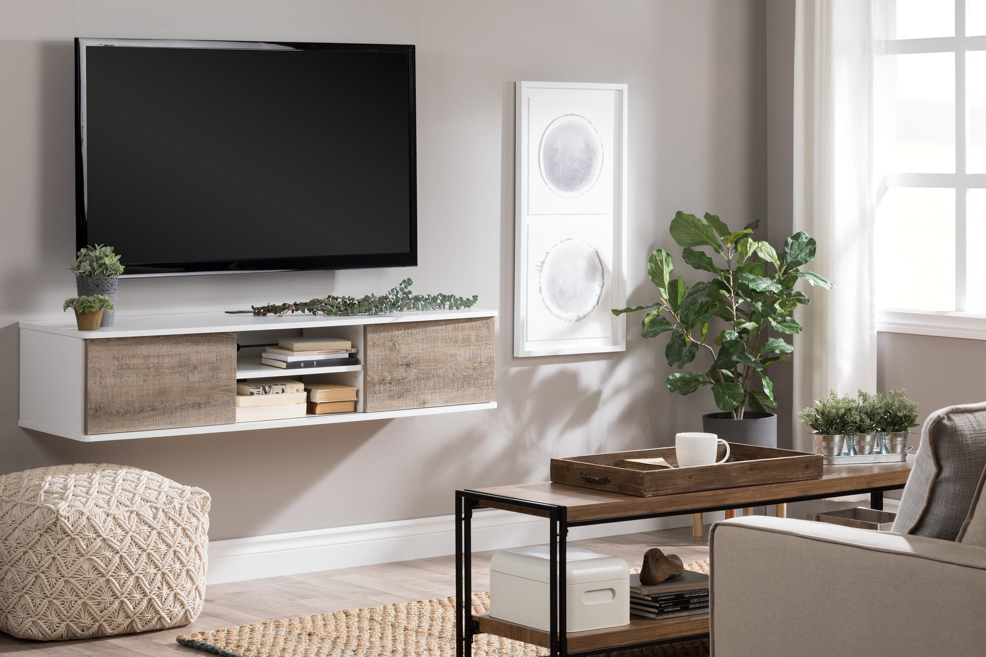 How To Mount A Tv Wayfair