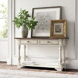 Belle Meade 52 Console Table by Kelly Clarkson Home