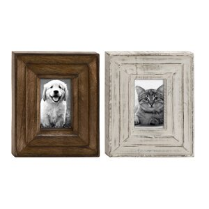 2 Piece Picture Frame Set (Set of 2)