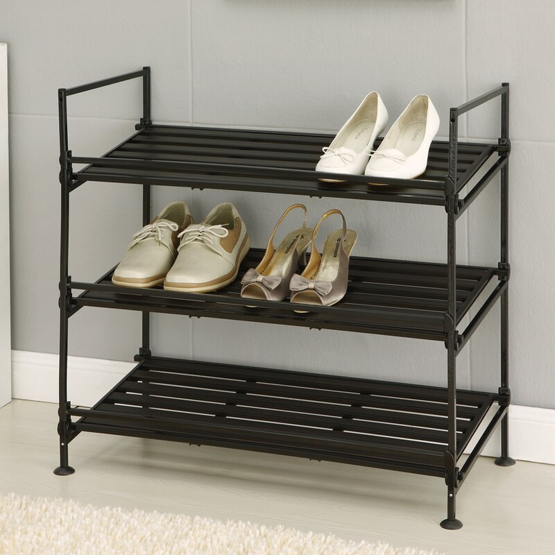 3tier shoe rack