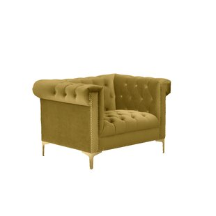 Good Mustard Yellow Accent Chair | Wayfair