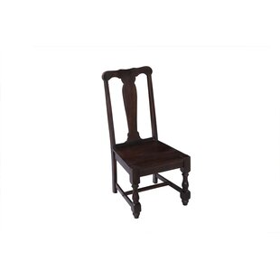 Weston Side Chair Oak Idea Imports