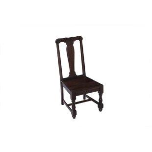 Savings Weston Side Chair by Oak Idea Imports Reviews (2019) & Buyer's Guide