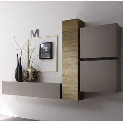 urban designs wohnwand cilla bewertungen. Black Bedroom Furniture Sets. Home Design Ideas