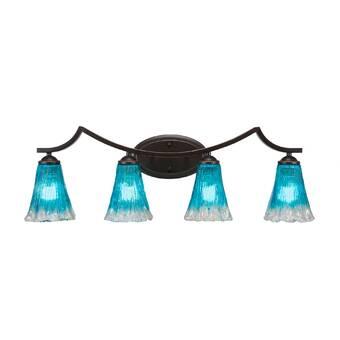 Brayden Studio Genaro 2 Light Vanity Light Wayfair