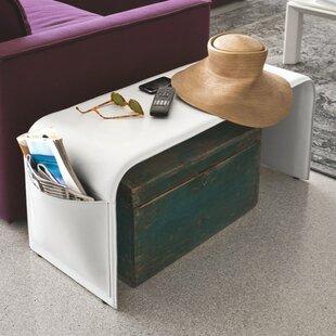 Calligaris Genuine Leather Storage Bench