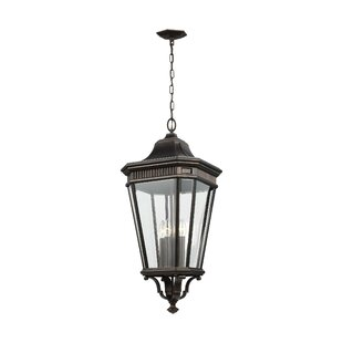 Top Reviews Chesterhill 4-Light Outdoor Hanging Lantern By Darby Home Co
