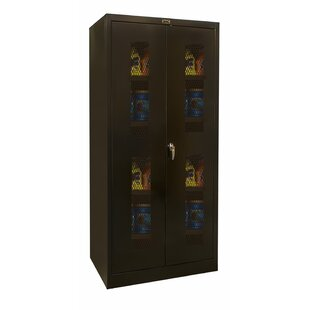 400 Series 2 Door Storage Cabinet by Hallowell