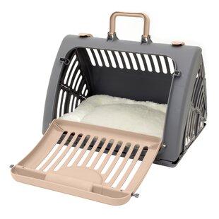 e755915f5ba4 Cat Carriers With Wheels | Wayfair
