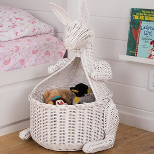 Kangaroo Wicker Basket