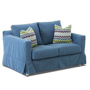 Linwood Loveseat by Bay Isle Home