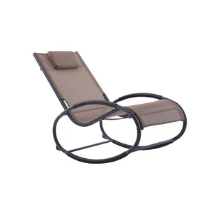 Allete Rocking Chair With Cushion By Sol 72 Outdoor