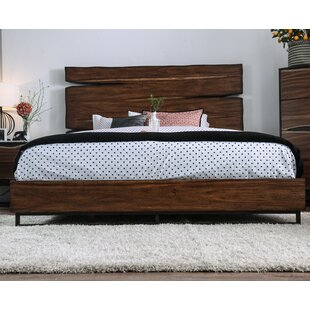 Odysseus Panel Bed by 17 Stories