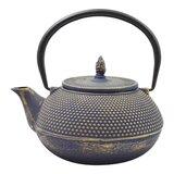 Arare 40 -oz. Stovetop Safe Teapot