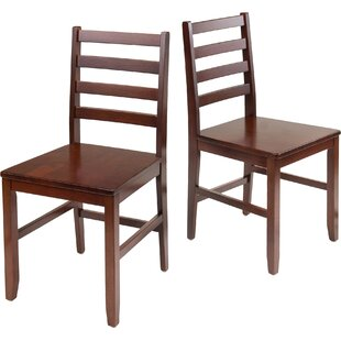 Coleshill Solid Wood Dining Chair (Set Of 2) by Red Barrel Studio Design