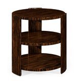 Metropolitan End Table by Jonathan Charles Fine Furniture