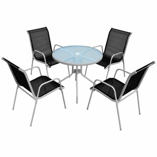 Chase 4 Seater Dining Set By Sol 72 Outdoor