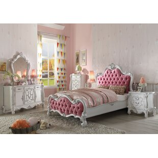 Bersace Panel Configurable Bedroom Set by Andrew Home Studio