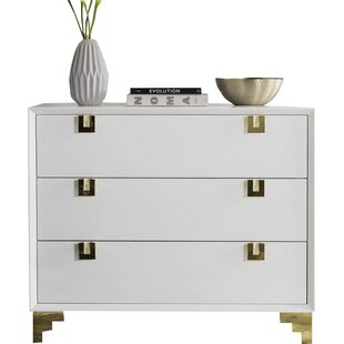 Beaufort 3 Drawer Chest