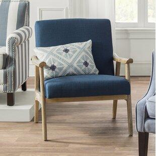 Delasandro Lounge Chair ByUnion Rustic