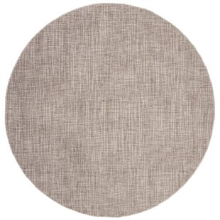 Poole Brown/Beige Indoor/Outdoor Area Rug