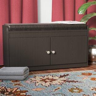 Winston Porter Ingalls Modern Wood Storage Bench