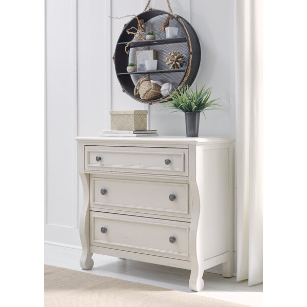 Christenberry 3 Drawer Chest by Winston Porter