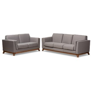 Brummett 2 Piece Living Room Set by George Oliver