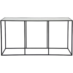 Noir Convention Console Table