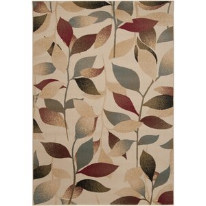 Yden Brown Area Rug