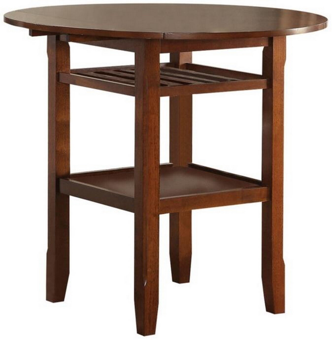 August Grove Talbot Counter Height Drop Leaf Dining Table | Wayfair