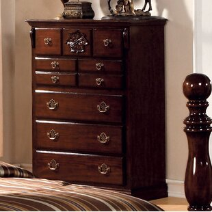 Clewis 5 Drawer Chest