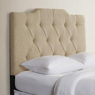 Shop For Martha Upholstered Panel Headboard by Darby Home Co