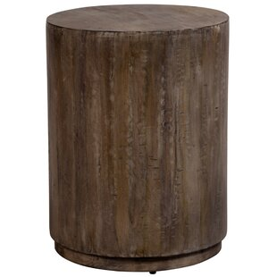 Great choice Perez End Table by Loon Peak