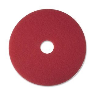 3M Buffer Pad- Removes Scuff Marks 16 5/CT Red