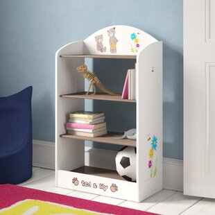 Dunnell 100cm Bookcase By Zoomie Kids