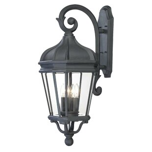 Harrison 4-Light Outdoor Wall Lantern