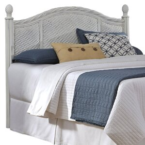 naugatuck panel headboard - Wicker Bed Frame