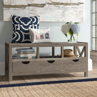 Winston Wood Storage Bench