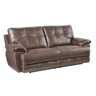 Find the perfect Lucio Manual Motion Sofa by Williston Forge Reviews (2019) & Buyer's Guide
