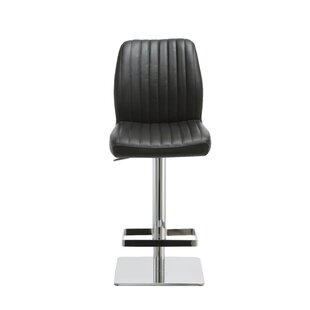 Kleist Adjustable Height Bar Stool Orren Ellis