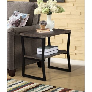 Best Deals Key End Table By Union Rustic