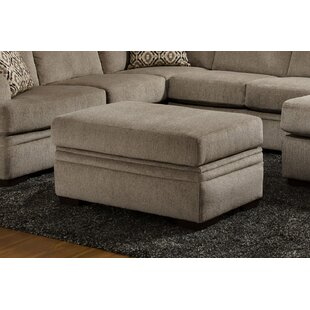 Strothers Storage Ottoman by R..