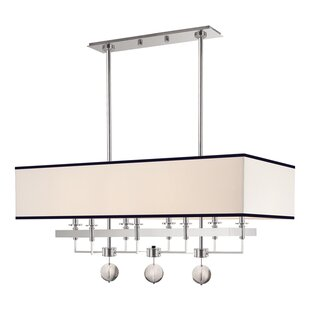 Darby Home Co Emsley 8-Light Kitchen Island Pendant