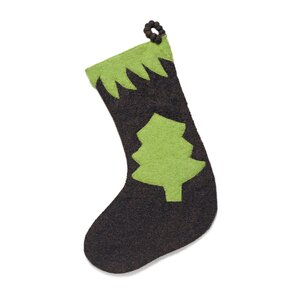 Trees Christmas Stocking