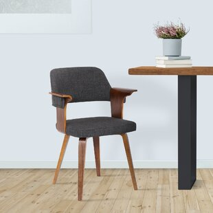 Magana Upholstered Dining Chair Wrought Studio